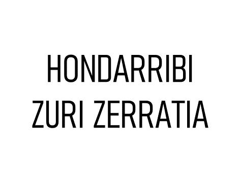 Hondarribi Zuri Zerratia
