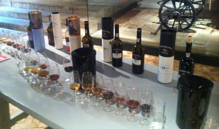 Sherry, Portwein & Madeira
