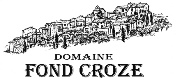 Domaine Fond Croze, Le Village  -  84290  Saint Roman de Malegarde, France