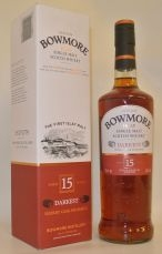 Bowmore Darkest 15 Years Old