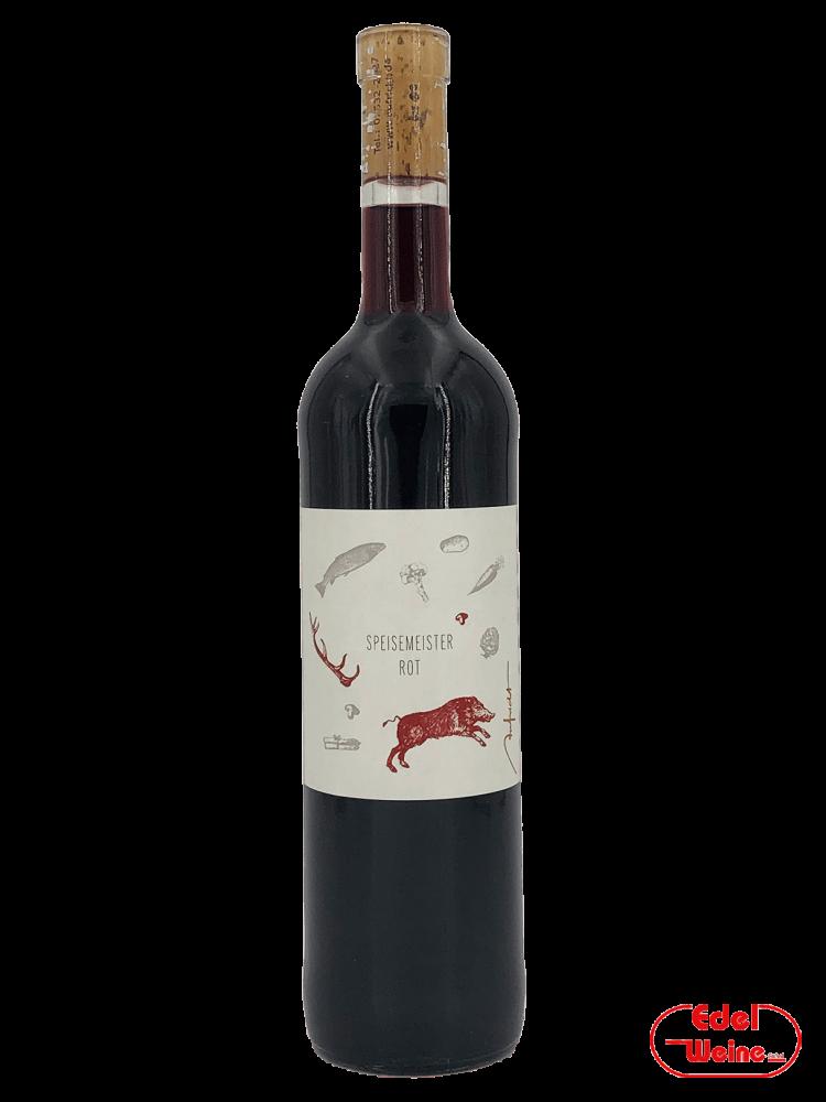 Aufrichts Speisemeister Rotwein Cuvée Noir 2017