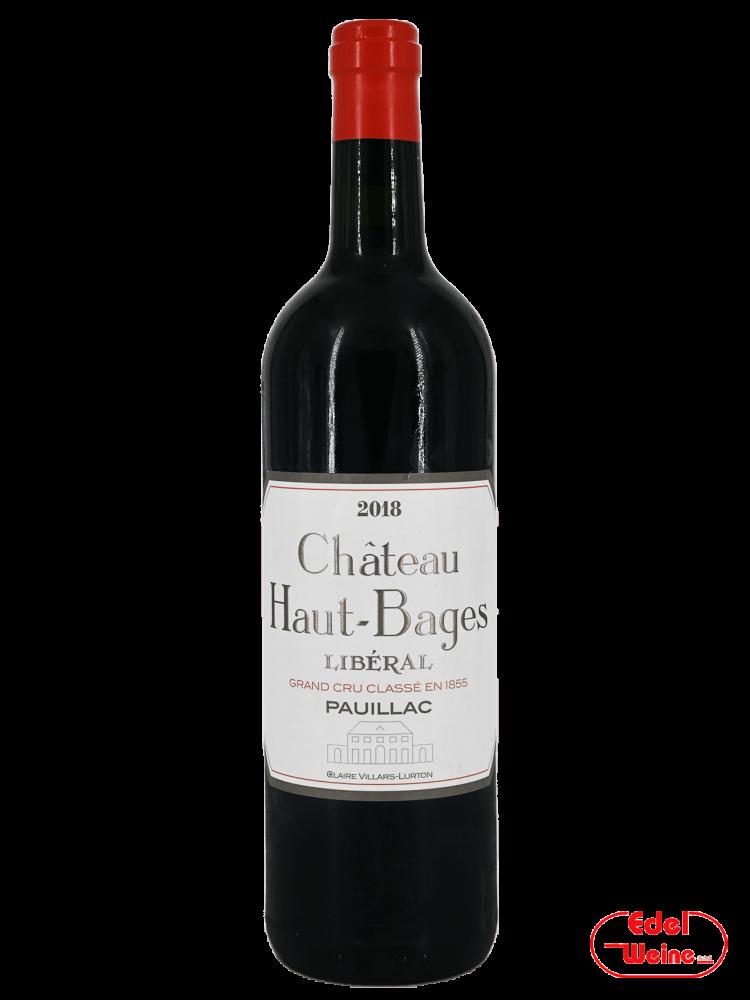 Château Haut-Bages Libéral 2018