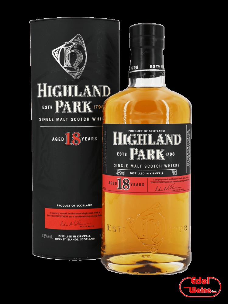 Highland Park Viking Pride 18 Years Old