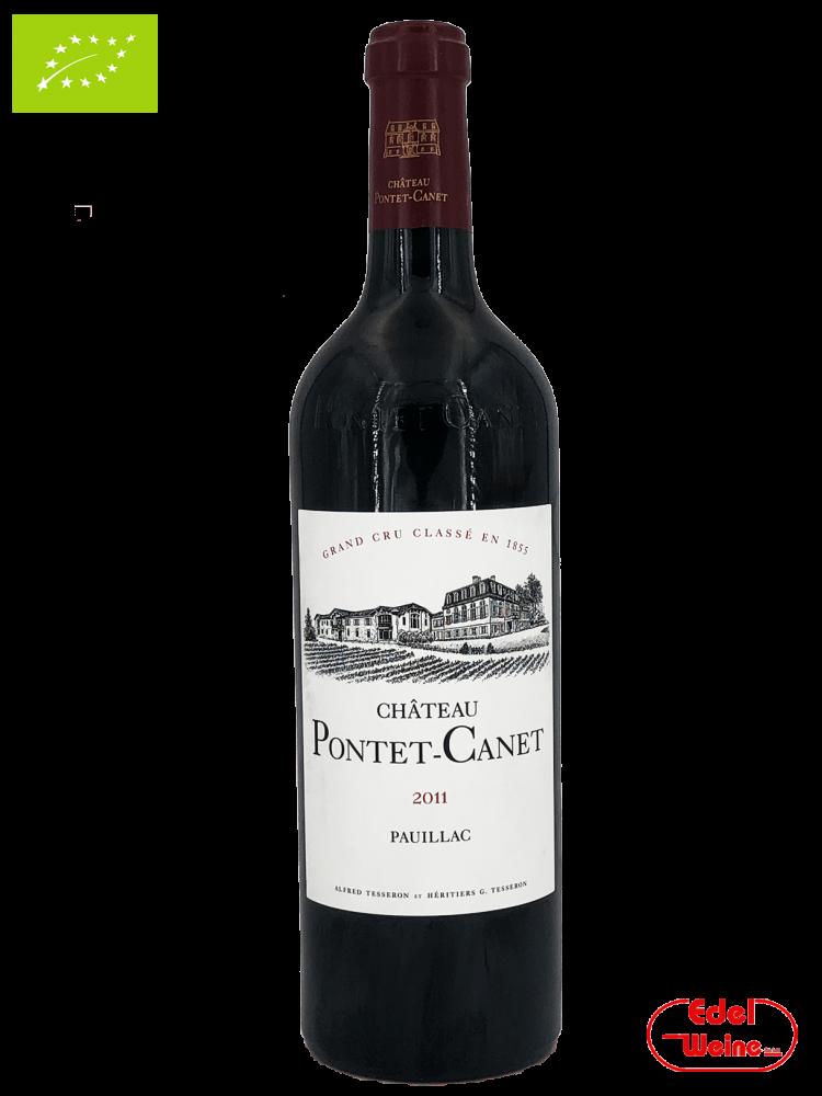 Château Pontet-Canet 2011