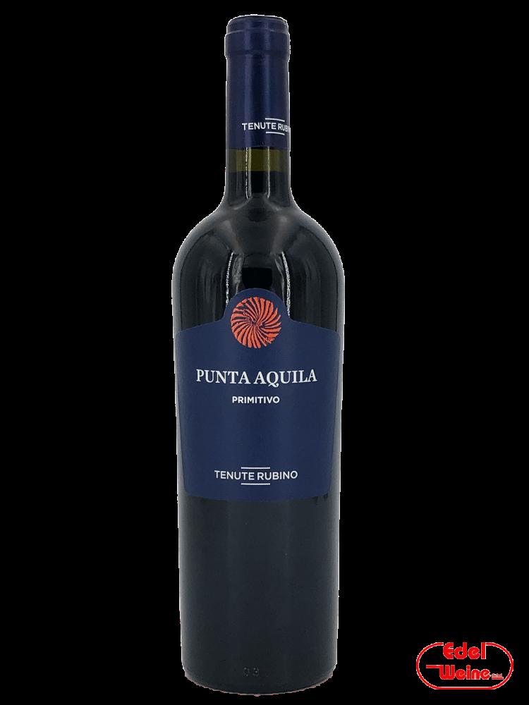 Punta Aquila Primitivo IGT Salento 2018