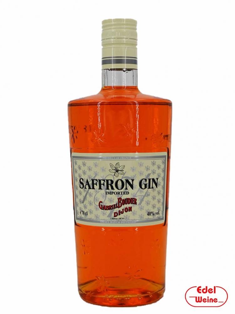 Safron Gin 40%